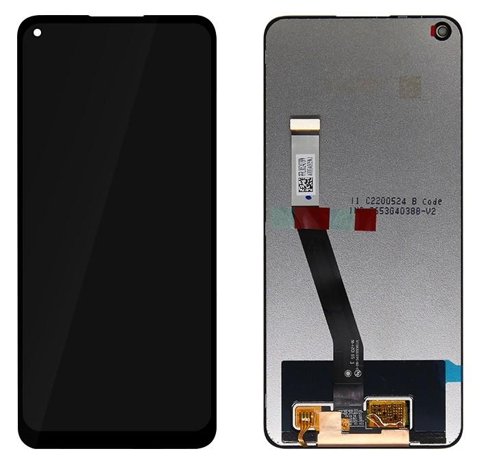 Дисплей Xiaomi Redmi Note 9  / Redmi 10x в сборе с сенсорной панелью