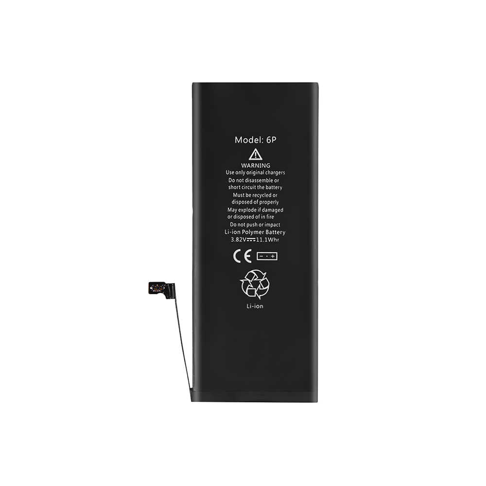Аккумулятор Iphone 6 Plus Li-ion Polymer 2915mAh