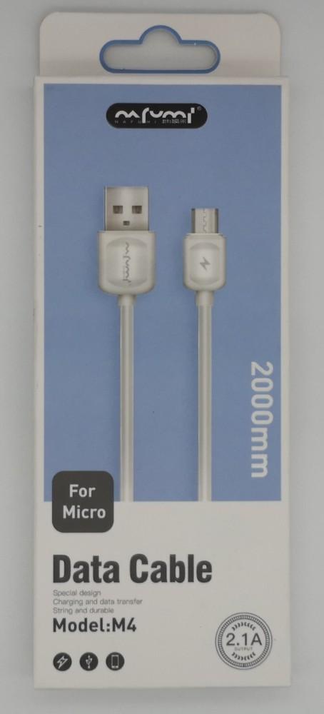 M4M кабель micro USB