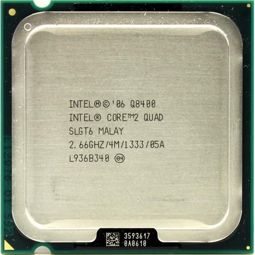 Процессор CPU Intel Core 2 Quad Q8400 2.66 GHz