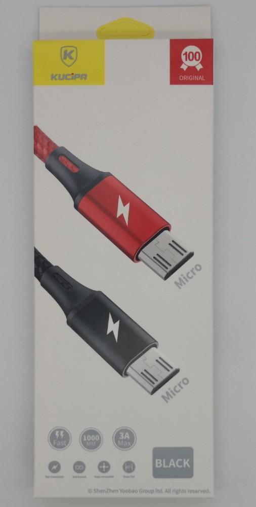 Kucipa K270 micro 100 см, 3А