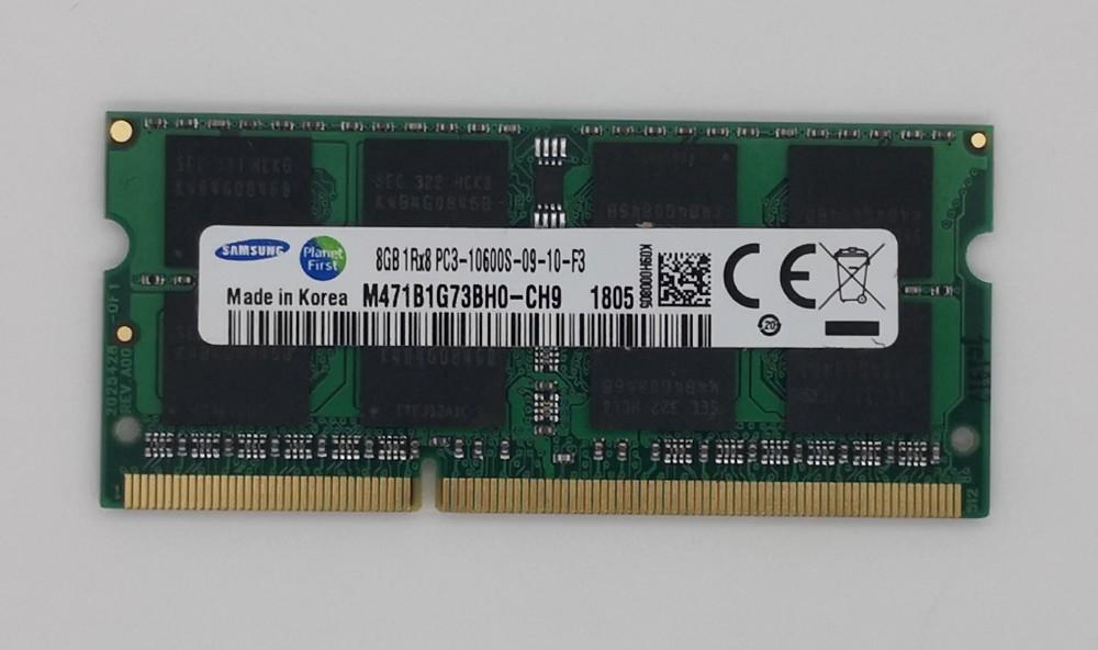 SAMSUNG Original DDR3 DIMM 8Gb 1333MHz (Ноутбук)