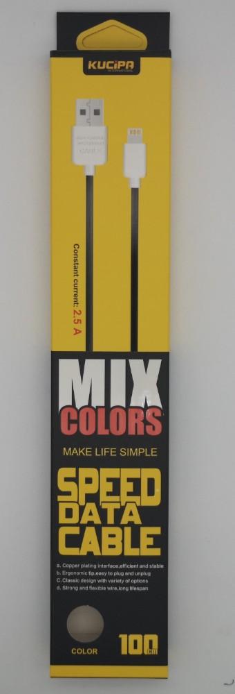 Kucipa MK 108 ios 100 см, 2,5А