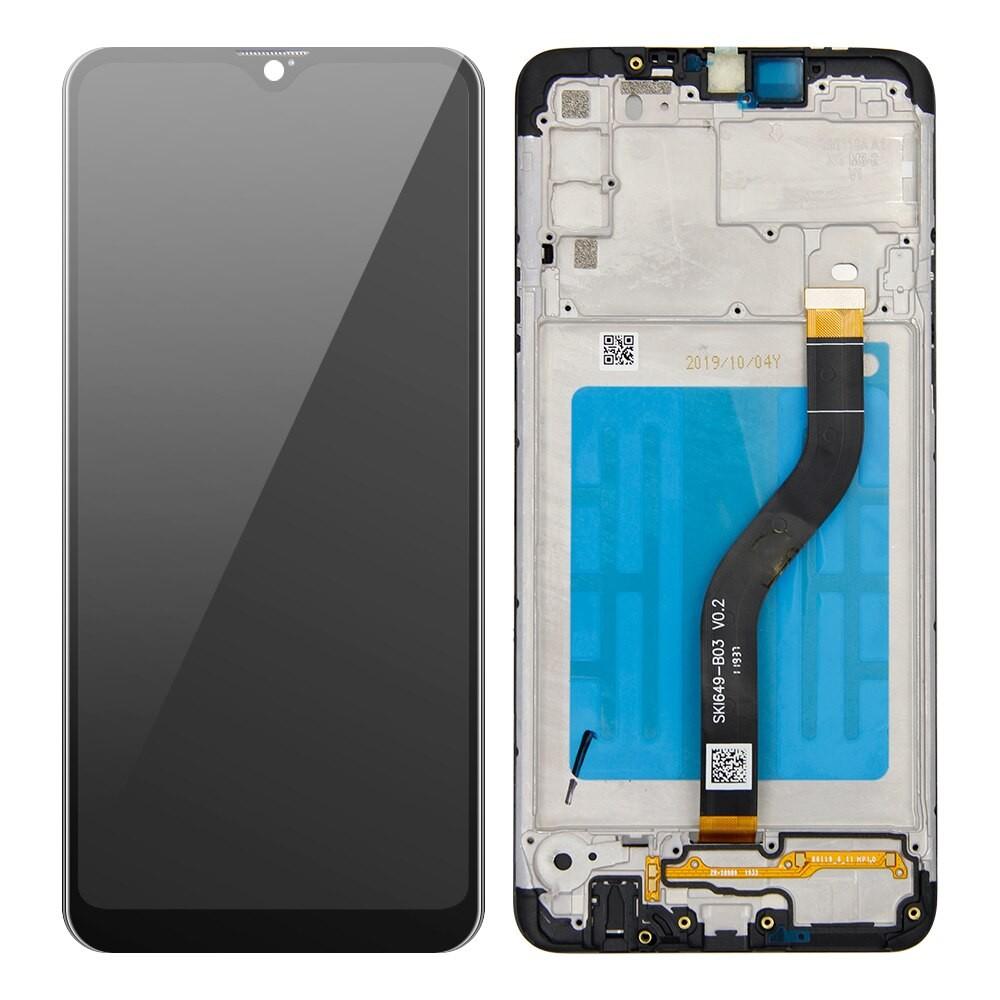 Дисплей для Samsung Galaxy A20s SM-A207F/DS A207U A207F в сборе с сенсорной панелью + рама (In-Cell)