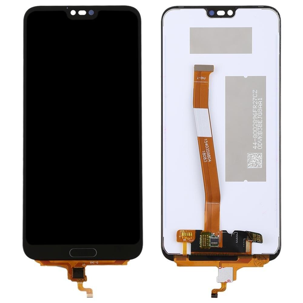 Дисплей Huawei Honor 10 в сборе с сенсорной панелью и отпечатком