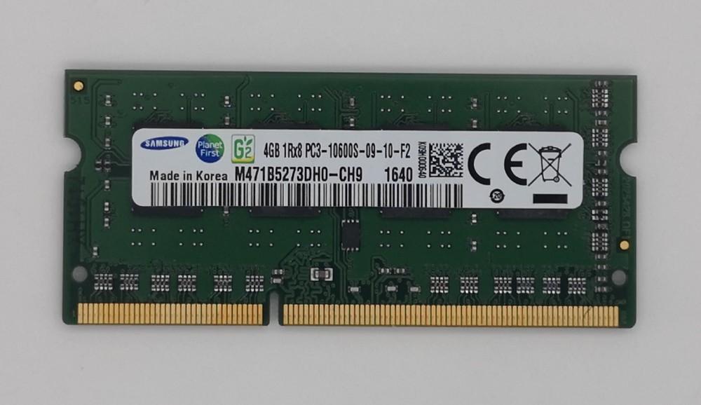 SAMSUNG Original DDR3 DIMM 4Gb 1333MHz (Ноутбук)