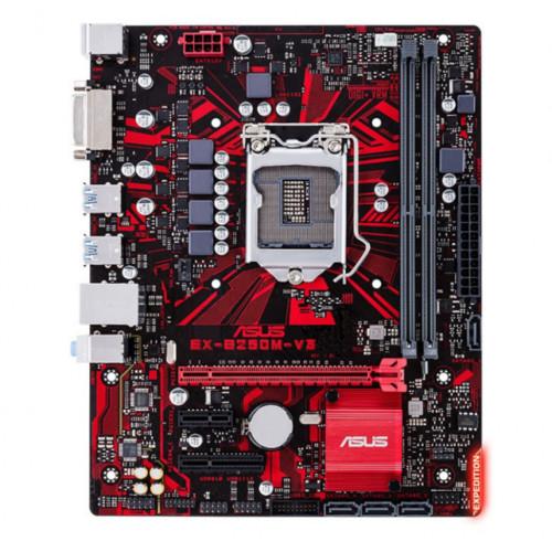 Материнская плата ASUS EX-B250M-V3 LGA-1151 2xDDR4 (2400) 4xSATA6Gb/s