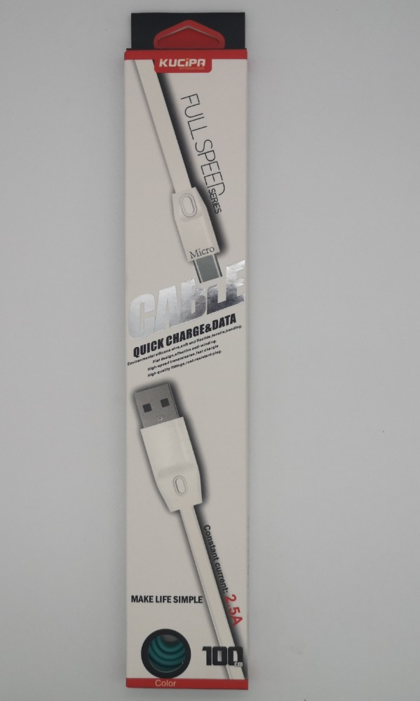 Kucipa K92 Micro 100 см, 2,5А