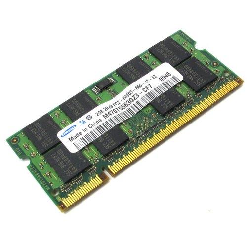 SAMSUNG Original DDR2 SODIMM 2Gb (ноутбук)
