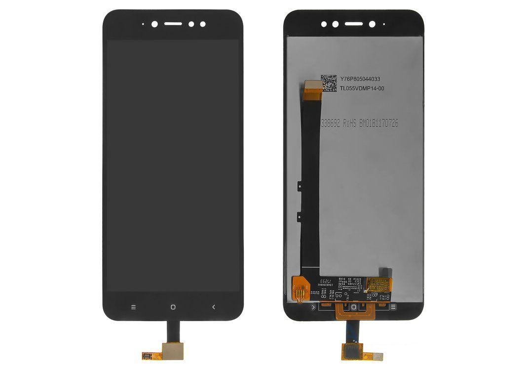 Дисплей  Xiaomi Redmi Note 5A в сборе с сенсорной панелью