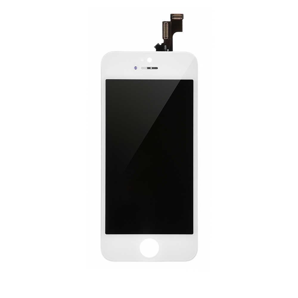 Дисплей Iphone 5S белый orig (DNF)