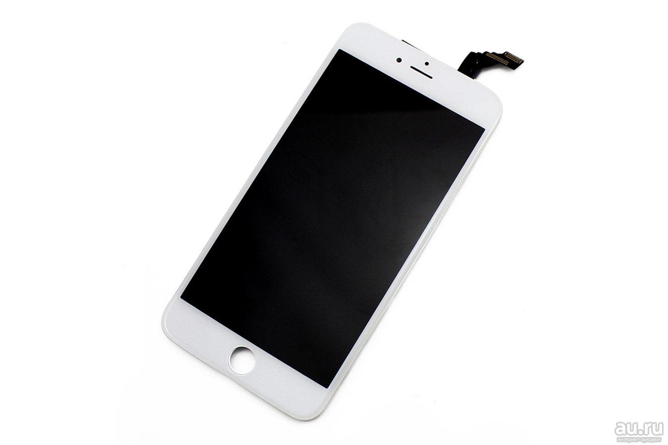 Дисплей Iphone 6 белый  original