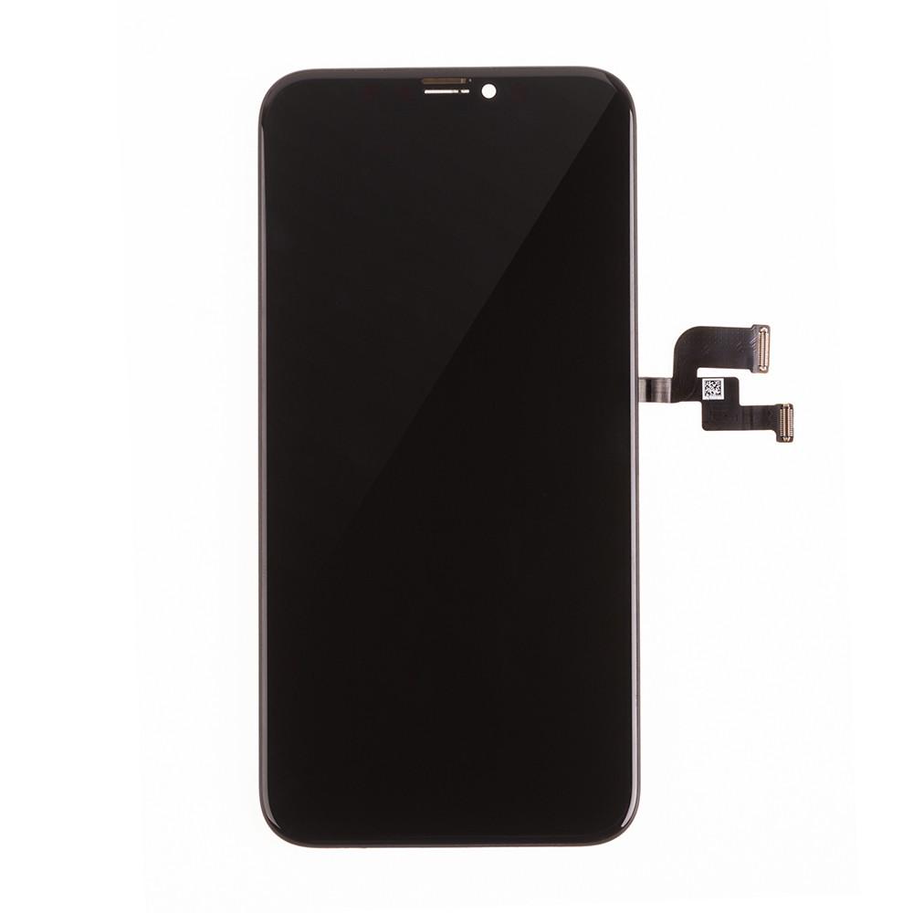 Дисплей iPhone X (AMOLED) черный  orig (DNF)
