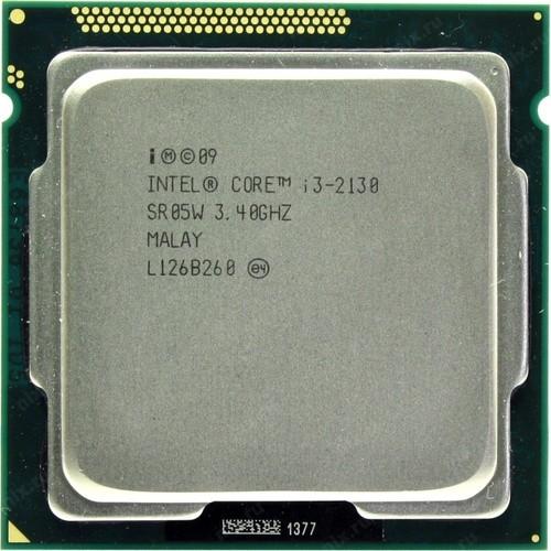 Процессор CPU Intel Core i3-2130 3.4 GHz/2core/SVGA HD Graphics 2000/0.5+3Mb/65W/5 GT/s LGA1155